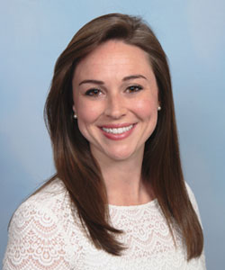 Meet Christa Szabo, DNP, CPNP, a nurse practitioner with Roswell Pedictric Center